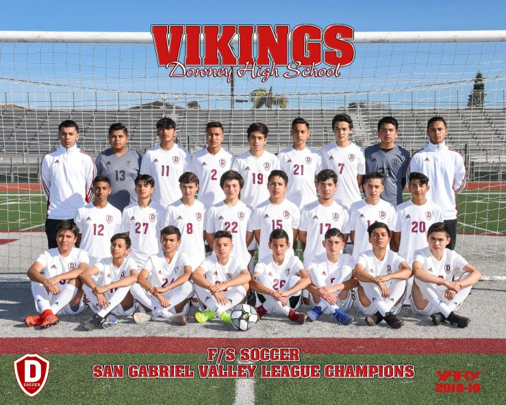 DHS BOYS SOCCER - Picture Day (FS) 2018-2019)