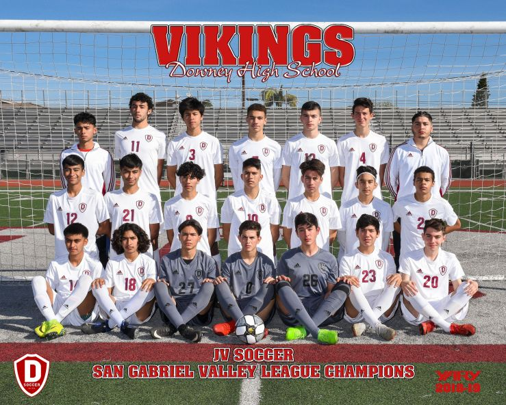 DHS BOYS SOCCER - Picture Day (JV 2018-2019)