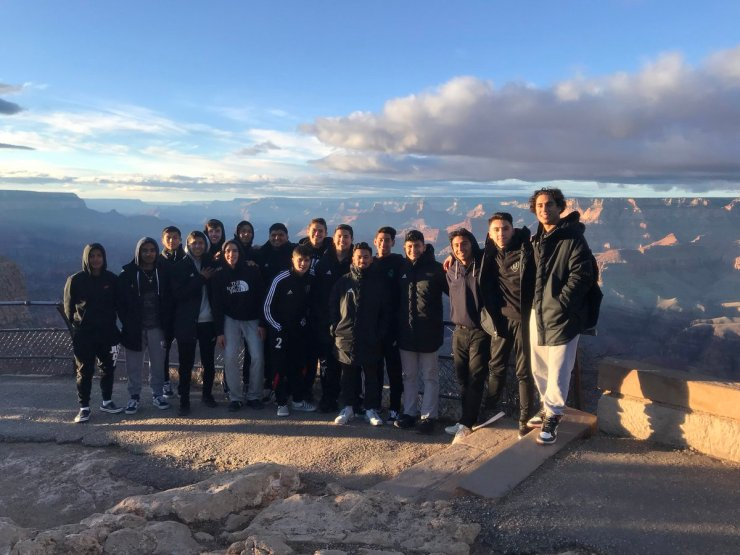 DHS BOYS SOCCER - Grand Canyon (2018)